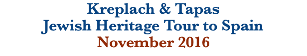 Kreplach & Tapas 